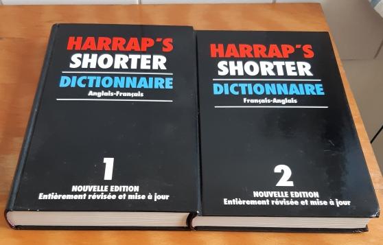 Annonce occasion, vente ou achat 'Dictionnaires Harrap\'s'