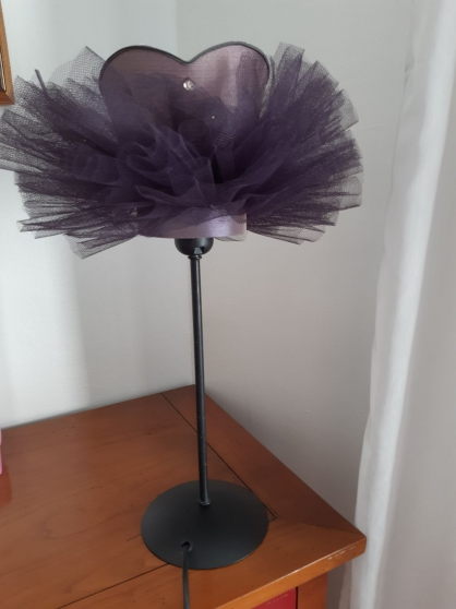 Annonce occasion, vente ou achat 'Lampe Tutu'