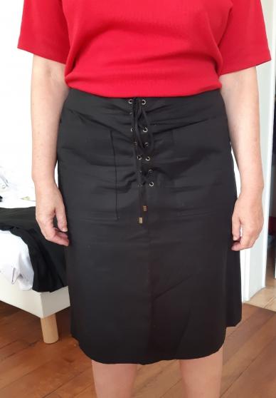 Annonce occasion, vente ou achat 'Jupe noire été'
