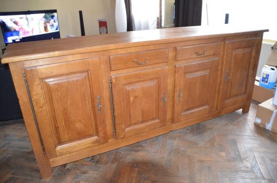 Buffet massif 4 portes meubles d coration meuble for Meuble ecureuil marche