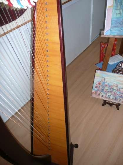 Harpe celtique Camac 34 cordes