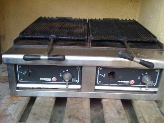 Annonce occasion, vente ou achat 'grillade gaz double rosinox 800x900 100€'