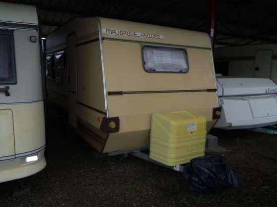Caravane Digue gamme Majorque 450 CEE