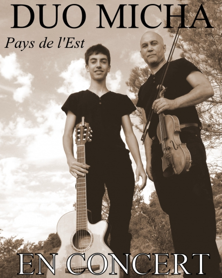 Duo Guitare Violon