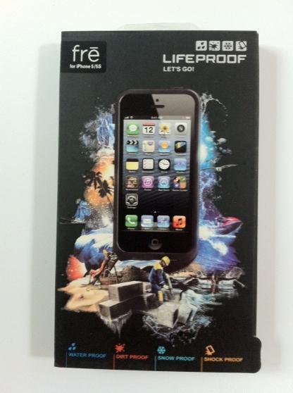 coque iphone 5 lifeproof