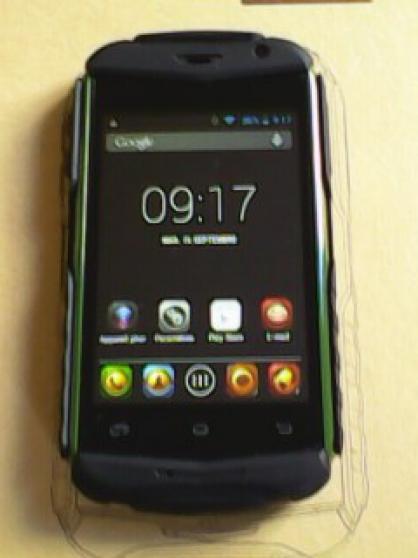 Annonce occasion, vente ou achat 'Smartphone anti choc Titants dg150'