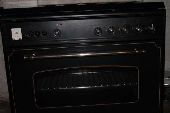 Piano de cuisson germania electrom nager cuisini res ensu s la redonne ref - Gaziniere piano germania ...