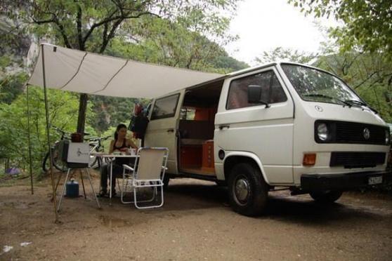Combi t2 Idéal bus camper