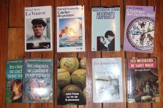 Annonce occasion, vente ou achat 'VENDS livres adultes et enfants'