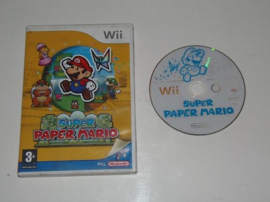 Super Paper Mario (3+)