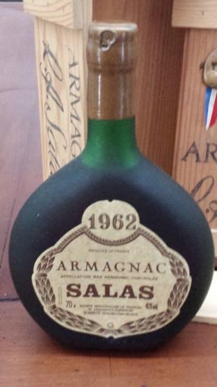 ARMAGNAC 1962 - 70 cl.