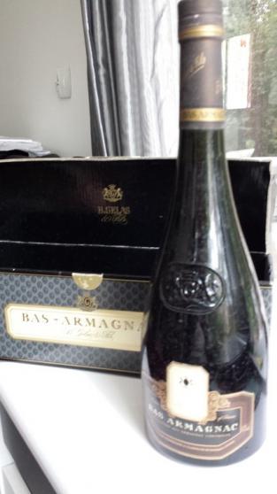 Annonce occasion, vente ou achat 'ARMAGNAC 1947 mis en bouteille en 1986'