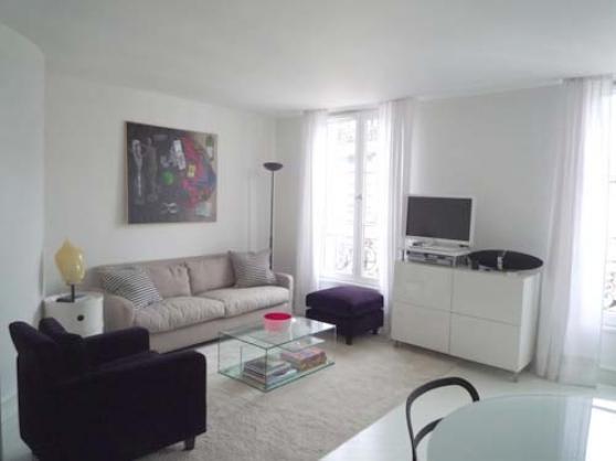 Appartement meublé 100 m² sur Paris