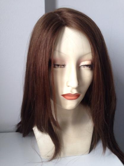 Perruque cheveux 100%naturel