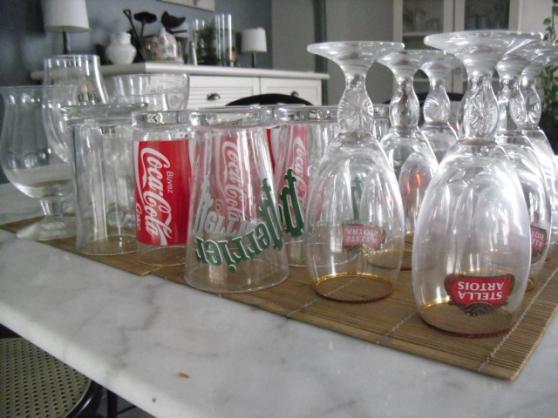 verres collector