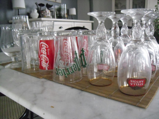 Annonce occasion, vente ou achat 'verres collector'