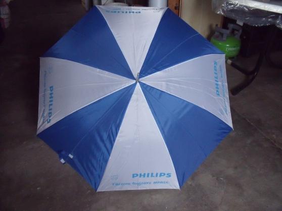 Parapluie, ouverture automatique