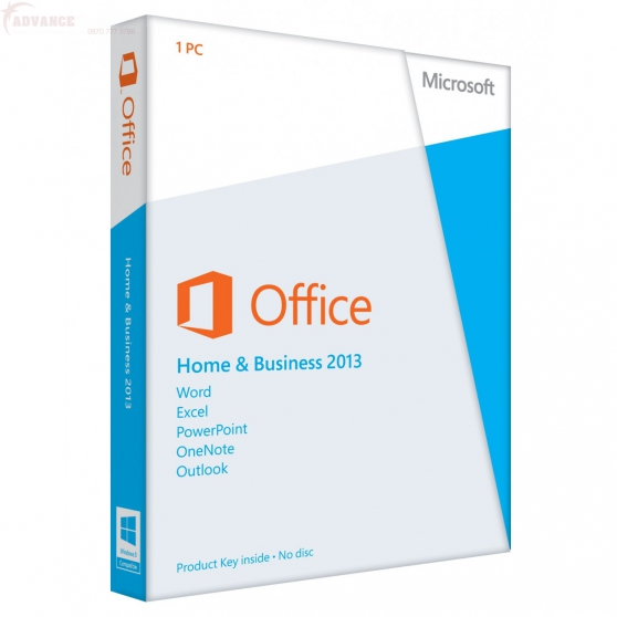Annonce occasion, vente ou achat 'Microsoft Home & Business 2013'