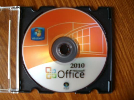 microsoft office professional plus 2010 - Annonce gratuite marche.fr