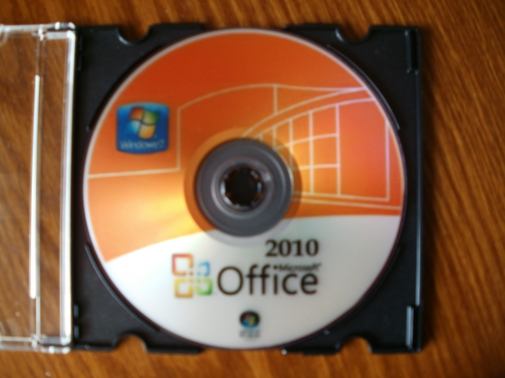 Annonce occasion, vente ou achat 'Microsoft Office Professional Plus 2010'