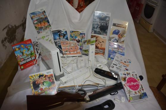 Annonce occasion, vente ou achat 'console wii'