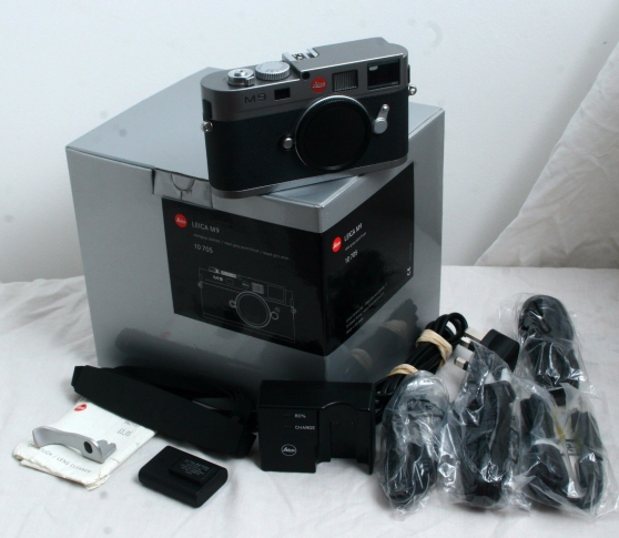 Leica M M9 18.0MP Appareil photo - Photo 2