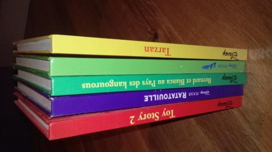 collection de livres disney - Annonce gratuite marche.fr