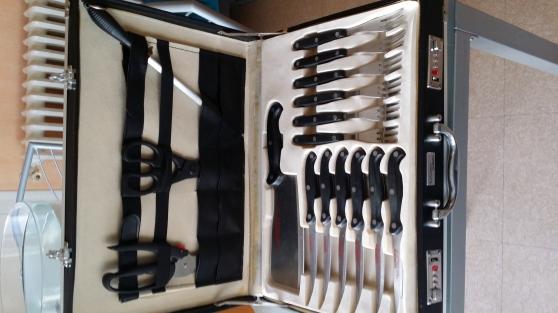 Malette de couteaux Classic exclusive