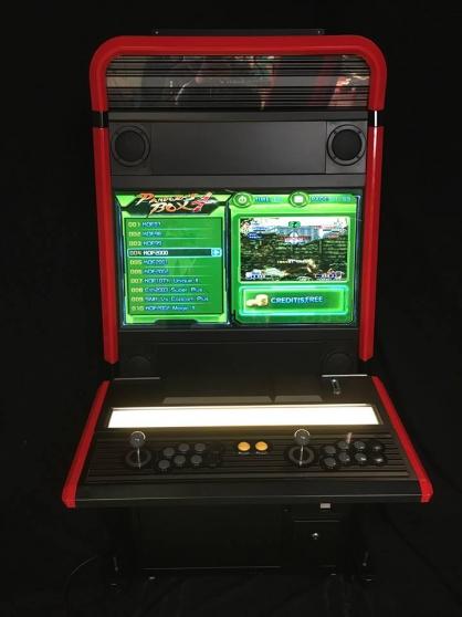 Annonce occasion, vente ou achat 'Borne arcade type vewlix'