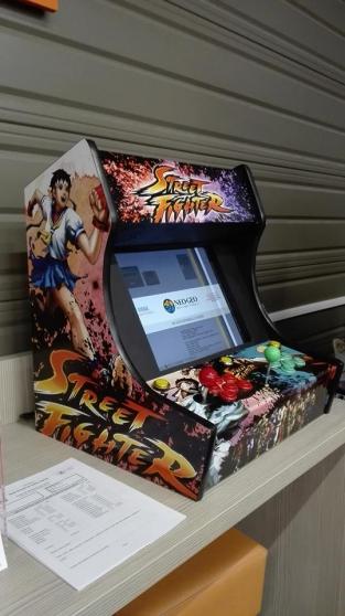 Annonce occasion, vente ou achat 'Borne arcade Bartop'