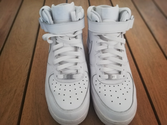 Annonce occasion, vente ou achat 'Basket Nike Air Force 1'