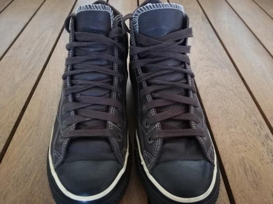 Annonce occasion, vente ou achat 'Basket Converse cuir'