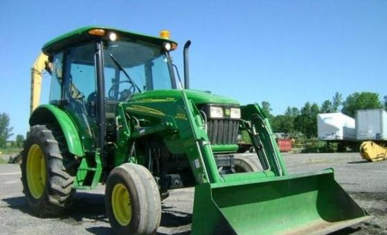 Annonce occasion, vente ou achat '2007 John Deere 5325 Farm Tractor'