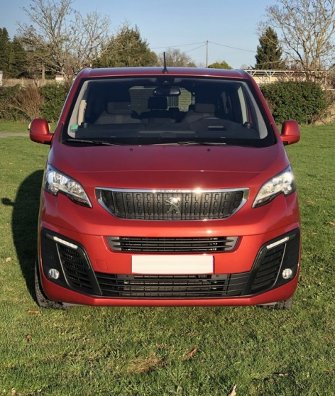 Annonce occasion, vente ou achat 'Peugeot Traveller Standard 2.0 blue HDI'