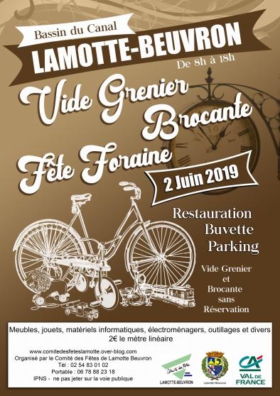 Annonce occasion, vente ou achat 'Vide Grenier, Brocante et Fête Foraine'