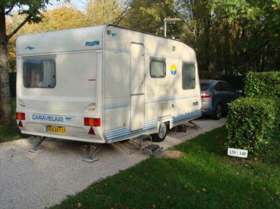 Caravane Caravelaire type Odysséa 1998