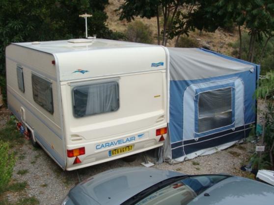Caravane Caravelaire type Odysséa 1998 - Photo 2