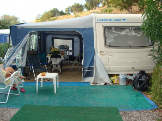 Caravane Caravelaire type Odysséa 1998 - Photo 3