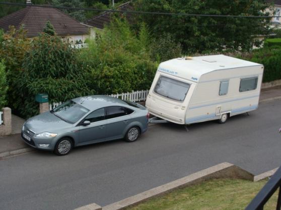 Caravane Caravelaire type Odysséa 1998 - Photo 4