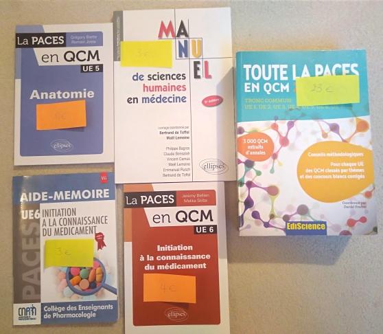 Livres PACES - Photo 2
