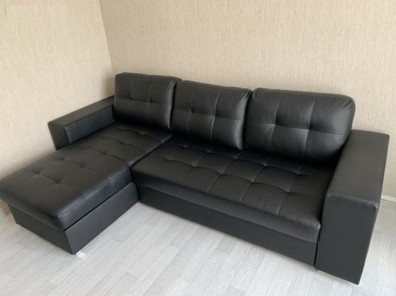 Canapé d'angle Simili cuir