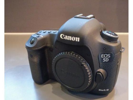 Annonce occasion, vente ou achat 'Canon 5d marklll'