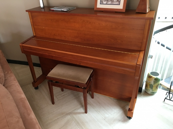 Annonce occasion, vente ou achat 'Piano droit Euterpe'