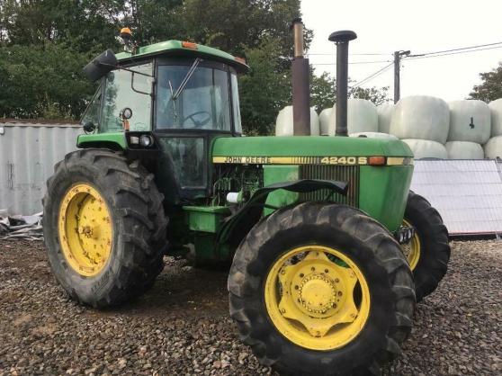 Annonce occasion, vente ou achat 'Tracteur John deere 4240s'