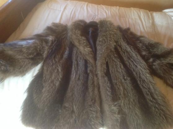 Annonce occasion, vente ou achat 'Veste en Marmotte Yves saint Laurent'