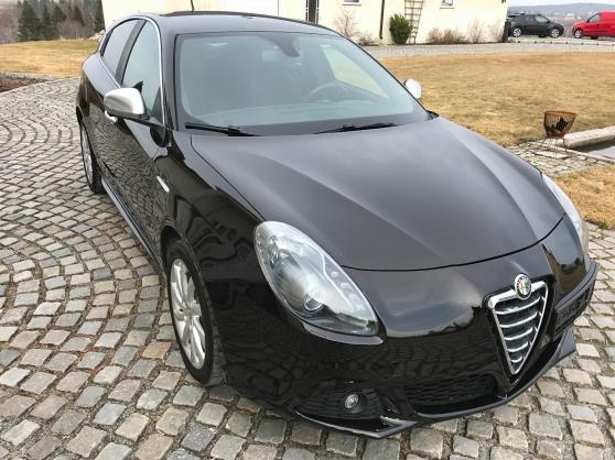 Annonce occasion, vente ou achat 'Alfa Romeo Giulietta 1.4 Turbo Benzina,'