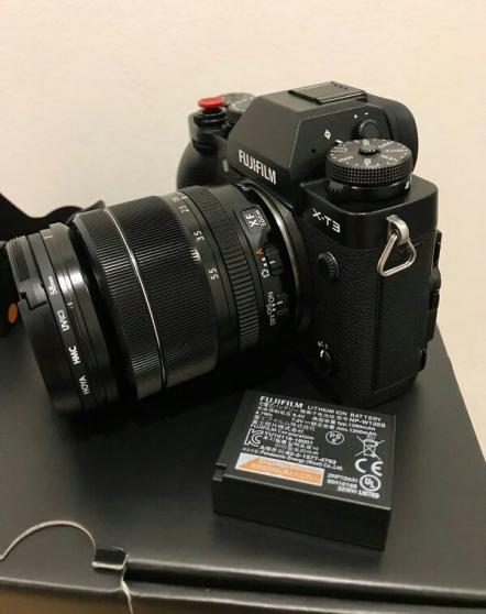 Appareil photo Fujifilm X-T3 comme neuf