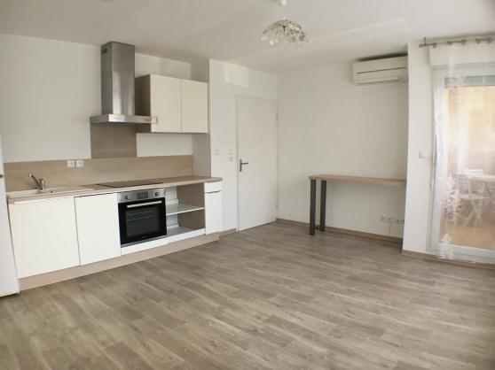Appartement 2 pièces de 40m2
