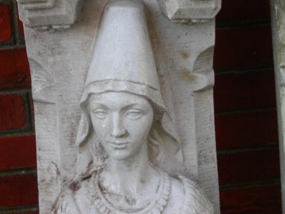 Statue de Charles VII ou d\'Agnès Sorel - Photo 3
