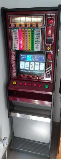 Machine a sous poker bubble - Photo 2